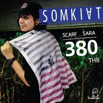 SOMKIAT SCARF_SARA