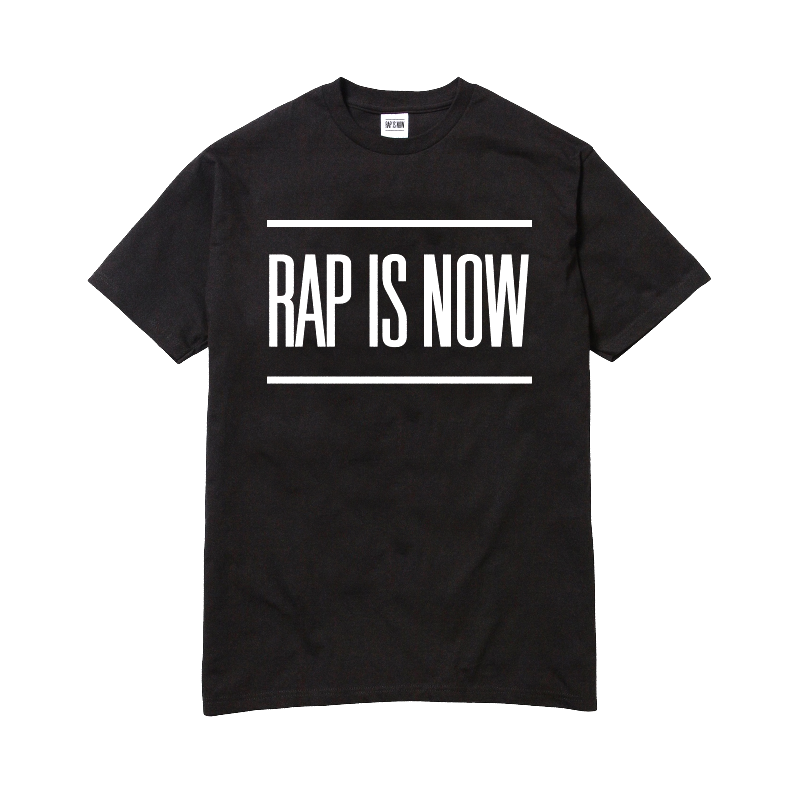 Rap is Now (Regular T-Shirt)
