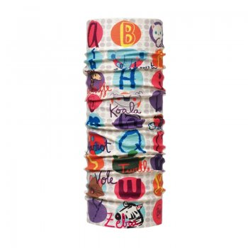 BUFF Original Baby 105604 - Zoo Letters