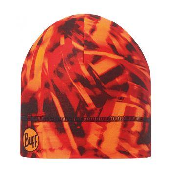 BUFF Coolmax 1 Layer Hat 111500 - Nitric Orange Fluor