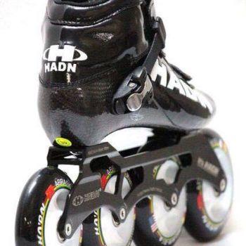 รองเท้าสเก็ตแบบสปีด HADN รุ่น speed x