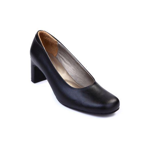 รองเท้ารับปริญญา Lady Heel 6516301 (สูง 2 นิ้ว)