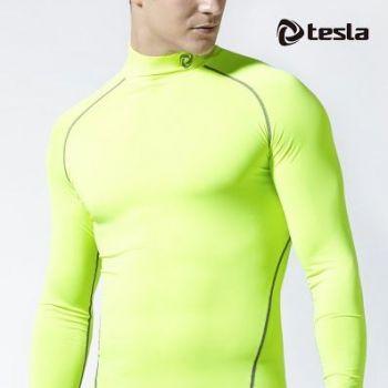 เสื้อแขนยาว Mock Neck TM-T11-CTG