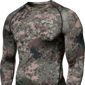 {Z Series} เสื้อแขนยาวกระชับกล้ามเนื้อ TM-R11-PCKZ