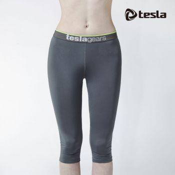 กางเกงห้าส่วนกระชับกล้ามเนื้อ TM-WP15-GRY