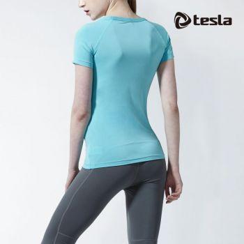 เสื้อกระชับกล้ามเนื้อสุภาพสตรีแขนสั้น TM-WR13-SKB