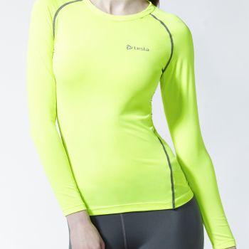 เสื้อกระชับกล้ามเนื้อสุภาพสตรีแขนยาว TM-WR11-CTG