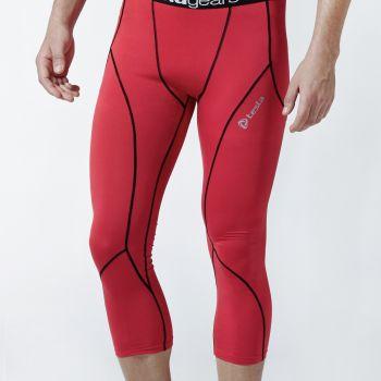 กางเกงห้าส่วนกระชับกล้ามเนื้อ TM-P15-RDK