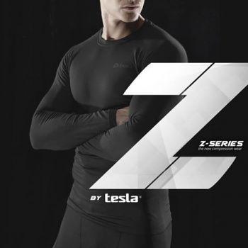 {Z Series} เสื้อแขนยาวรัดกล้ามเนื้อสตรี TM-WR11-BLKZ