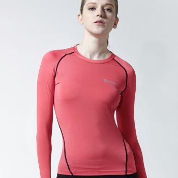 เสื้อกระชับกล้ามเนื้อสุภาพสตรีแขนยาว TM-WR11-CRK