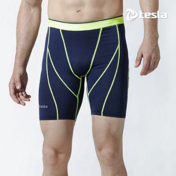กางเกงขาสั้นกระชับกล้ามเนื้อ TM-S17-NVC