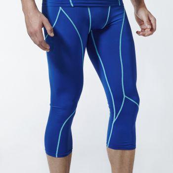 กางเกงห้าส่วนกระชับกล้ามเนื้อ TM-P15-BLS