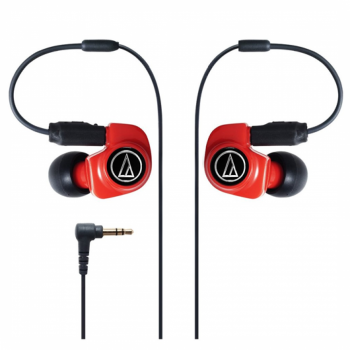 Audio Technica ATH-IM70 Professional In-ear Monitor Series - Red