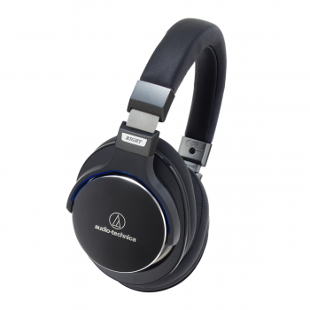 Audio Technica ATH-MSR7 Hi-Res audio BK - Black