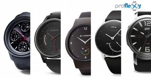 5 นาฬิกาอนาล็อก แบบเป็น Activity Tracker ในตัว