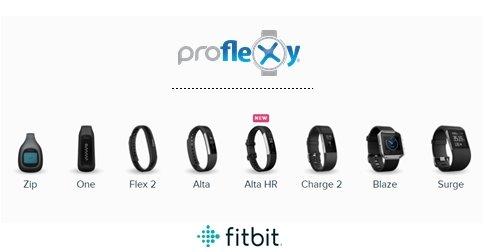 จะซื้อ Fitbit แต่ ซื้อรุ่นไหนดีหล่ะ ??