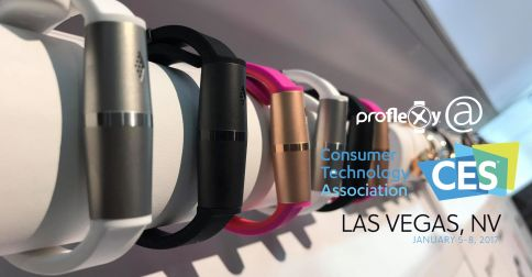 proflexy ตะลุย CES งาน Consumer Electronic Show ที่ใหญ่ที่สุดในโลก