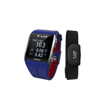 Polar V800 with heart rate monitor