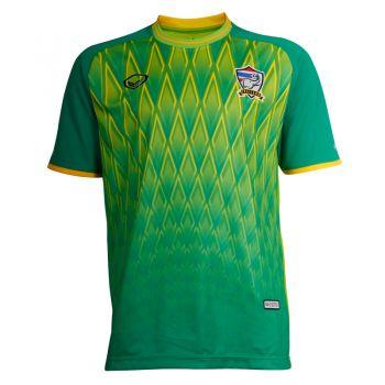 แกรนด์สปอร์ตเสื้อผู้รักษาประตูฟุตบอลทีมชาติไทย 2016 (สีเขียวอ่อน) รหัสสินค้า : 038279