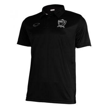 แกรนด์สปอร์ตเสื้อคอปกทีมชาติ 2016 รหัสสินค้า : 023965 (สีดำ)