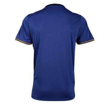 แกรนด์สปอร์ตเสื้อฟุตบอลREPLICA คอกลมทีมชาติไทย 2016  รหัสสินค้า : 038270 (สีน้ำเงิน)