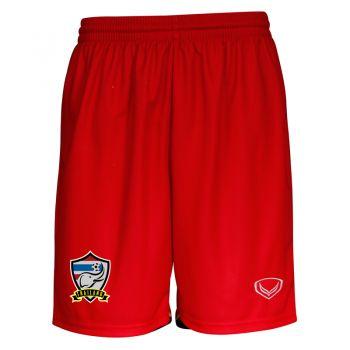 แกรนด์สปอร์ตกางเกงฟุตบอลทีมชาติไทย 2016 (สีแดง) รหัสสินค้า : 037272