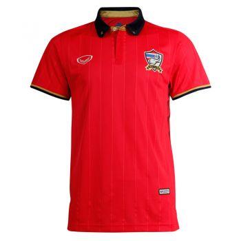 แกรนด์สปอร์ตเสื้อฟุตบอลทีมชาติไทย 2016 สีแดง (กรุณาหยิบของแถม)