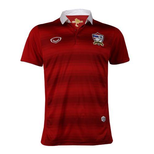 แกรนด์สปอร์ตเสื้อฟุตบอลทีมชาติไทย ( แดง )