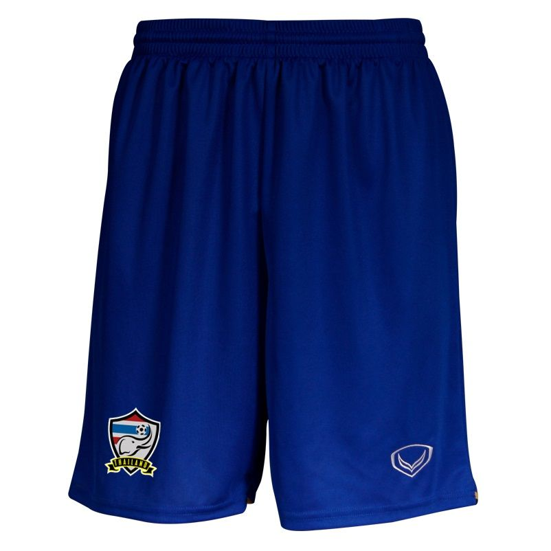 แกรนด์สปอร์ตกางเกงฟุตบอลทีมชาติไทย 2016 (สีน้ำเงิน) รหัสสินค้า : 037272
