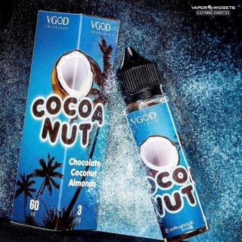 น้ำยาบุหรี่ไฟฟ้า VGOD CocoaNut