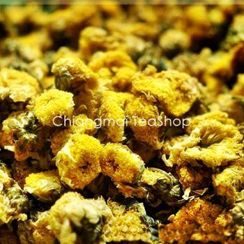 ชาดอกเก๊กฮวยป่า (Chrysanthemum FlowerTea)