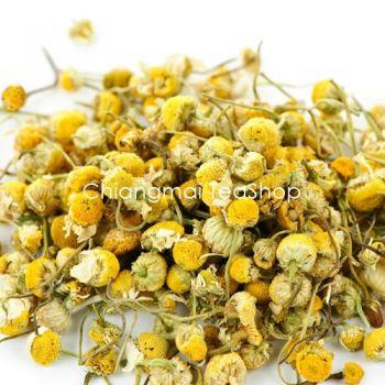 ชาดอกคาโมมายล์ (Chamomile FlowerTea)