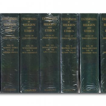 The Encyclopaedia of Religion and Ethics (13 Volume Set in 7 Books)
