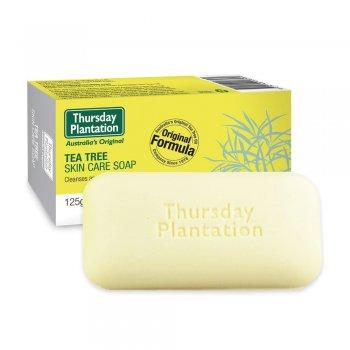Thursday Plantation Tea Tree Skincare Soap 115g