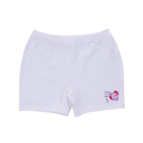 กางเกงใน BOXER สีขาวสกรีนลาย แพค 2 ตัว